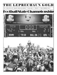 FB State Champs - St. Vincent-St. Mary High School