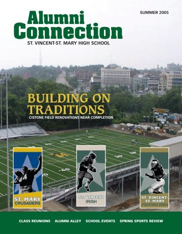 Connection - St. Vincent-St. Mary High School