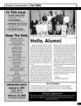 alumni connection winter - St. Vincent-St. Mary High School - Page 3