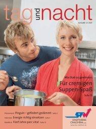 Ausgabe 04.2007 - Stadtwerke Crailsheim