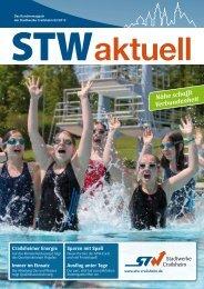 Ausgabe 02.2013 - Stadtwerke Crailsheim