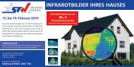 INFRAROTBILDER IHRES HAUSES - Stadtwerke Crailsheim
