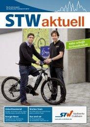 Ausgabe 01.2013 - Stadtwerke Crailsheim