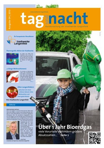 Ausgabe 4-2013 - Stadtwerke Langenfeld