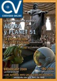 Revista Profesional de los Medios Audiovisuales nº 2 • enero 2010 ...