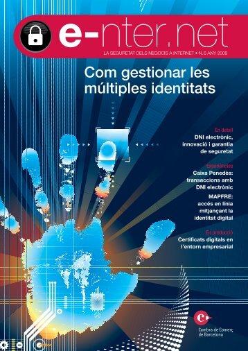 Com gestionar les múltiples identitats