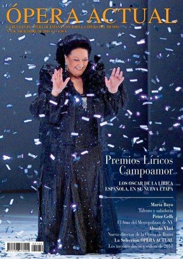 Premios Líricos Campoamor