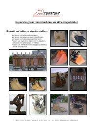 Reparatie - POBENCO-mhc SA