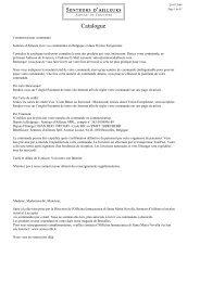 Catalogue - Proximedia