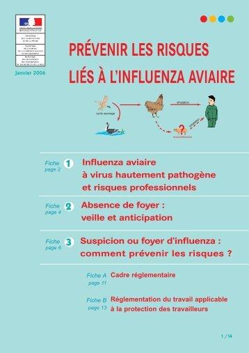 Prévenir les risques liés à l'influenza aviaire