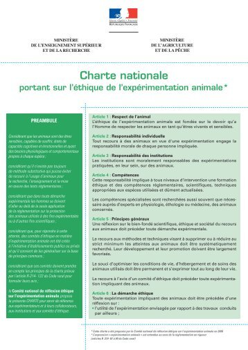 Charte nationale - Aaalac