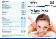 Wellness Center - Stena Line