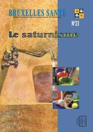 Bruxelles Santé (n° 23, septembre 2001) - Question santé