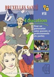 Bruxelles Santé n° 38 - juin 2005 - Question santé