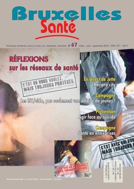 Bruxelles Santé n° 67 - septembre 2012 - PMB