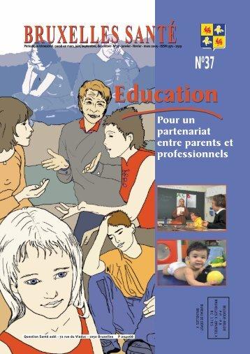 Bruxelles Santé n° 37 - mars 2005 - Question santé