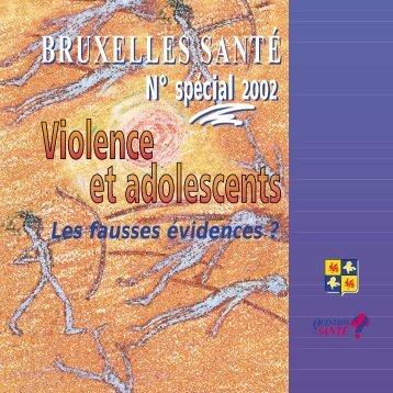 Violence et adolescents : les fausses évidences ? - Question santé