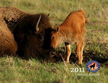 2011 Annual Report - Defenders of Wildlife