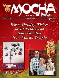 Mocha November 2010.indd - Mocha Shriners