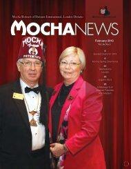Mocha News - February, 2013 - Mocha Shriners
