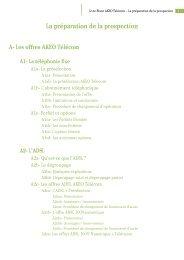 La préparation de la prospection - Source - Akeo