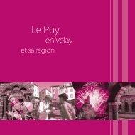 Le Puy - Vacances en Auvergne