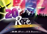 , 2et 3septembre 2011 - Vacances en Auvergne