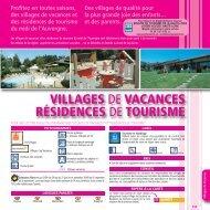 villages - Vacances en Auvergne