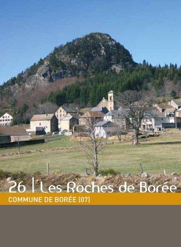 26 | Les Roches de Borée - Vacances en Auvergne