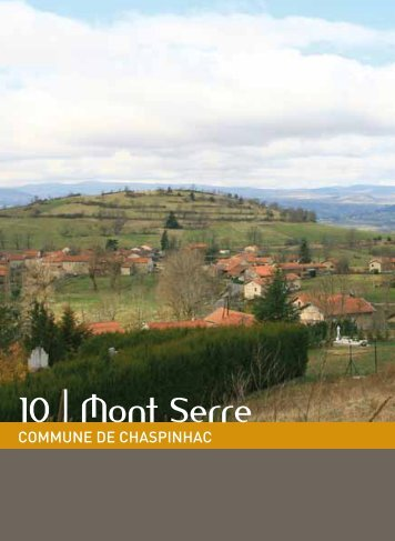10 | Mont Serre - Vacances en Auvergne