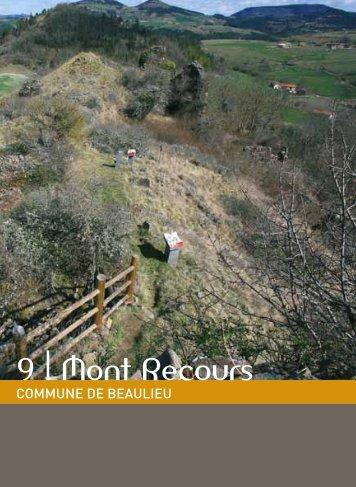 9 | Mont Recours - Vacances en Auvergne