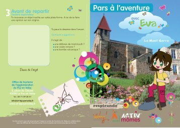 Mise en page 1 - Vacances en Auvergne
