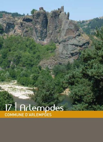 17 | Arlempdes - Vacances en Auvergne