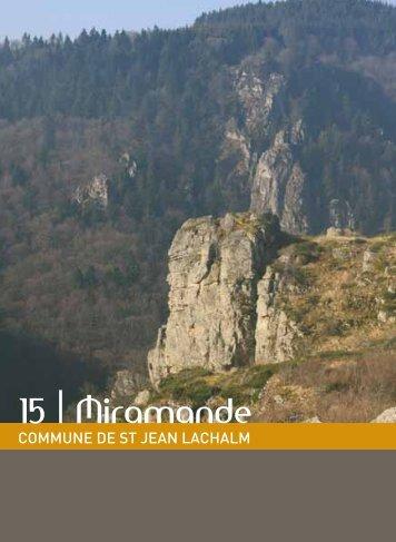 15 | Miramande - Vacances en Auvergne