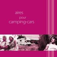 Aires pour camping-cars - Vacances en Auvergne