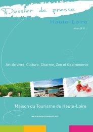Haute-Loire - Vacances en Auvergne