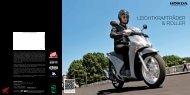 Roller & Leichtkrafträder 2013 (PDF, 4.7 MB) - Honda