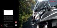 Crosstourer (PDF, 2.8 MB) - Honda