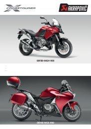 Prospekt (pdf, 25.829 KB) - Honda