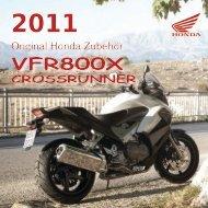 VFR800X VFR800X - Honda