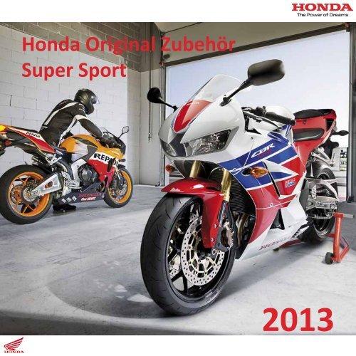 Prospekt (pdf, 1.954 KB) - Honda