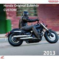 Prospekt (pdf, 935 KB) - Honda