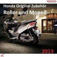 Prospekt (pdf, 2.062 KB) - Honda
