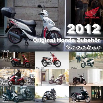 Scooter Scooter - Honda