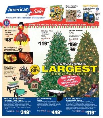 29999 american sale - American Sales Christmas Trees