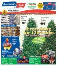 Lighting - American Sale