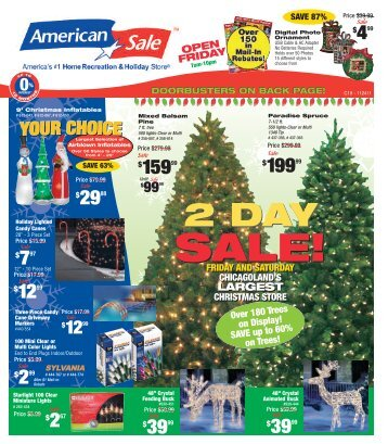 2 DAY 2 DAY - American Sale