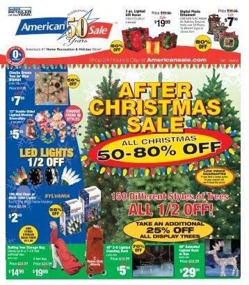 led lights 12 off led lights 12 off american sale - American Sales Christmas Trees