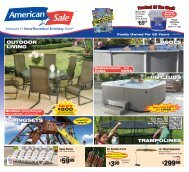 Extended - American Sale
