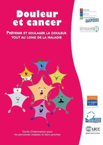 Guide Douleur et Cancer - Institut National Du Cancer